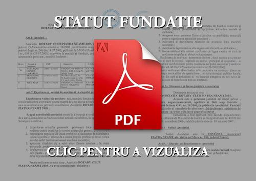 statut-fundatie-pdf